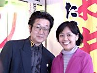 石川勝美さん